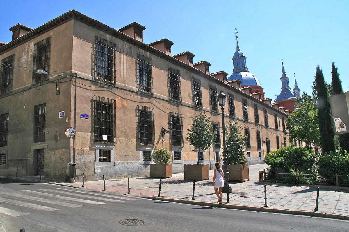 Convento de las comendadoras de santiago madrid - Calle santiago madrid ...