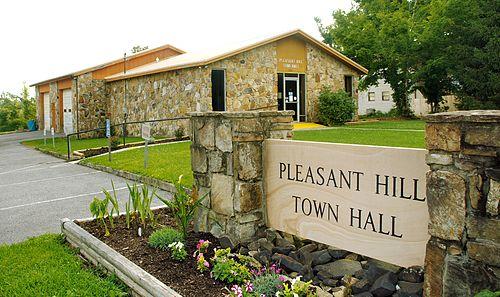 Pleasant Hill mailbbox
