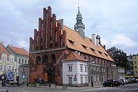Poland Orneta - town hall.jpg
