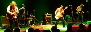 Polaris (band) - Polaris in concert at College Street Music Hall, May 2015