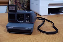 List of polaroid instant cameras wikipedia