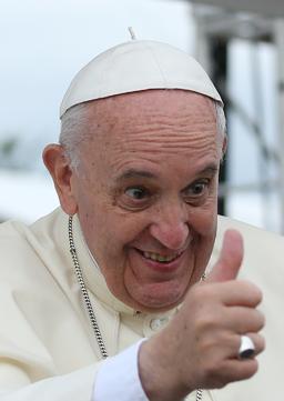 Pope Francis South Korea 2014 (1)