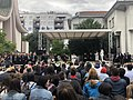 Pope Francis Youth Meeting in Skopje, May 2019.jpg
