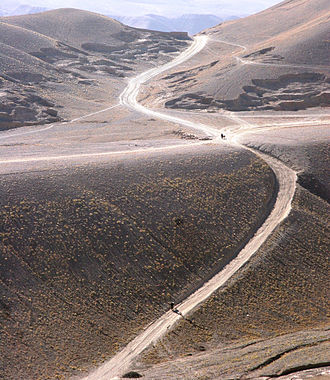 Hazarajat - A popular route through the mountains of Bamyan