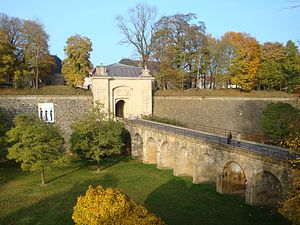 Longwy - Porte de France
