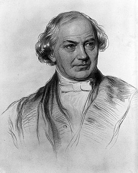 Portrait of W. Whewell; stipple engraving Wellcome L0014766.jpg