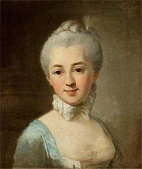 Portret Izabeli z Czartoryskich Lubomirskiej