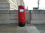 Post box at Pier Head, Liverpool.jpg