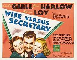 Poster - Wife vs. Secretary 02.jpg