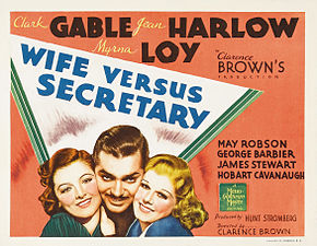 Description de l'image Poster - Wife vs. Secretary 02.jpg.