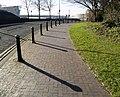 Posts in Humber Street - geograph.org.uk - 706225.jpg