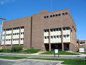Pottawattamie County, Iowa - Image: Pottawattamie County IA Courthouse