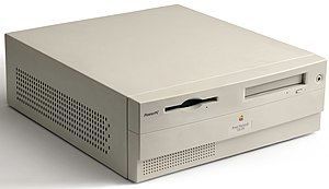 Power Macintosh - The Power Macintosh 7220.