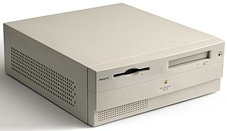 Macintosh - Power Macintosh 7220, the Australian/Asian branding of Power Macintosh 4400 (1996)