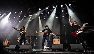 Power Trip (band) American thrash metal band