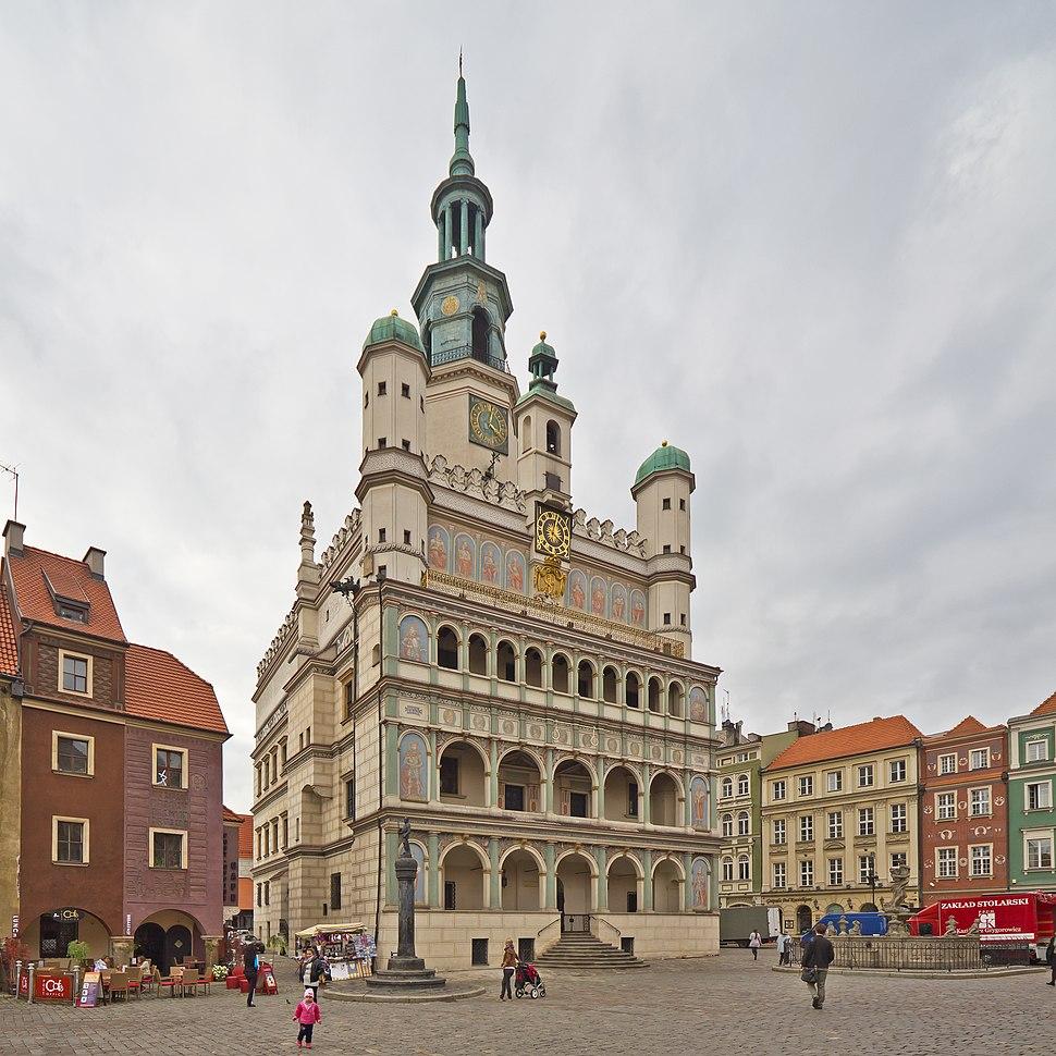 Poznan 10-2013 img10 Town hall