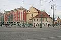 Praha - náměstí Republiky, obchodní centrum Palladium.jpg