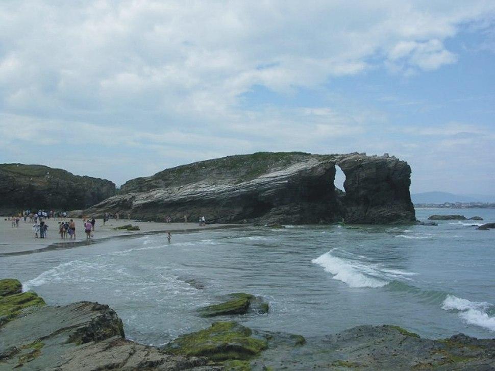 Praia das Catedrais-Xelo2004