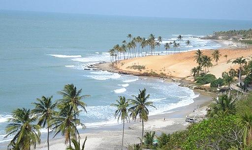 Praia lagoinha - paraipaba ce