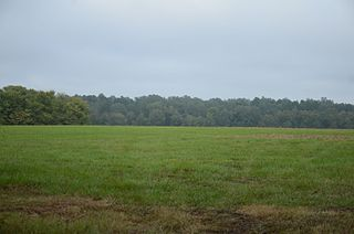 Prairie DAne Battlefield United States historic place
