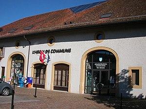 Prangins - Prangins town hall