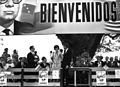 President Kennedy introduces the First Lady at La Morita, Venezuela.jpg