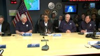 Ficheiro:President Obama discusses preparations for Hurricane Sandy.ogv