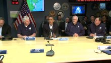 File:President Obama discusses preparations for Hurricane Sandy.ogv