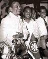 President Ramon Magsaysay meets Rep. Ferdinand Marcos.jpg