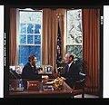 President Ronald Reagan and Senator Slade Gorton.jpg