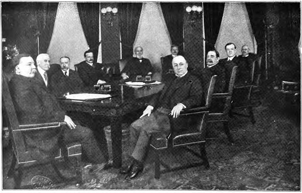 President William H. Taft%27s Second Cabinet 1912