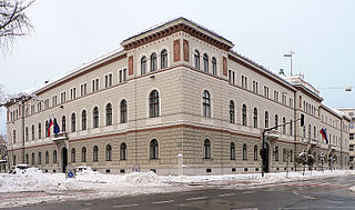 Government Building and Presidents Office