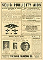 Press sheet for THE WHEELS OF FATE, 1913 (Page 2).jpg