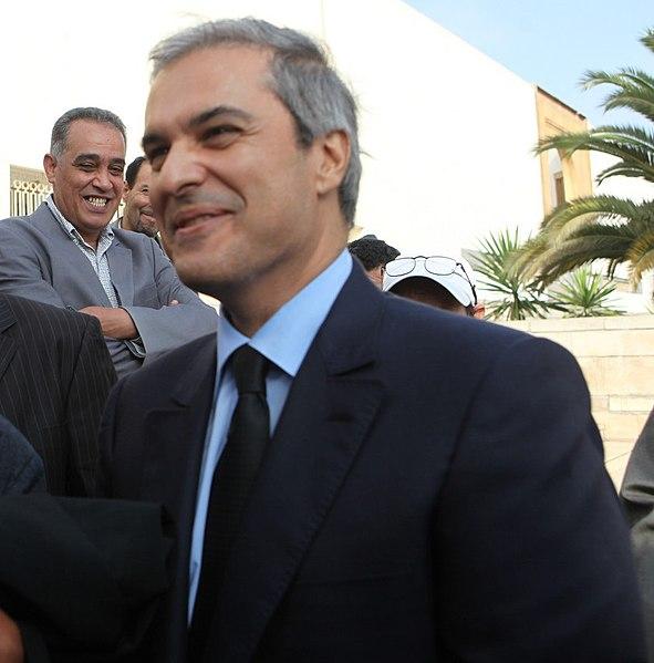 Prince Moulay Hicham of Morocco