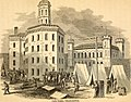 Prison life in the South - at Richmond, Macon, Savannah, Charleston, Columbia, Charlotte, Raleigh, Goldsborough, and Andersonville, during the years 1864 and 1865 (1865) (14743578256).jpg