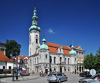 Pszczyna - Image: Pszczyna, Kościół ewangelicki fotopolska.eu (324282)