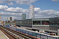 Pudding Mill Lane DLR station MMB 06.jpg