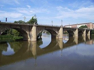 Logroño - Puente de Piedra.