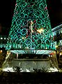 Puerta del Sol fountain in December.jpg