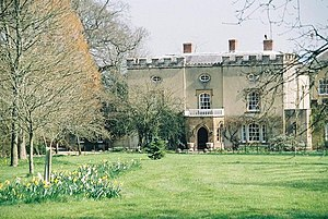 Pulham - Image: Pulham, the Old Rectory geograph.org.uk 521902