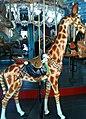 Pullen Park Carousel Animal - Giraffe.jpg