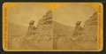 Pulpit Rock, Echo Canyon, by Jackson, William Henry, 1843-1942.png