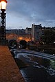 Pulteney Bridge, in fading evening light. - geograph.org.uk - 277309.jpg