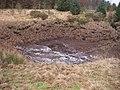 Pwll-y-Felin - a swallow hole - geograph.org.uk - 339590.jpg