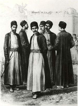 Crimean Karaites - Image: Qaraylar