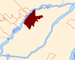 Location of Auteuil