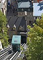 Quebec funicular from the top.jpg