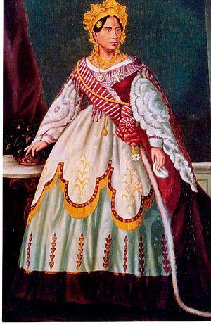 Rasoherina - Portrait of Queen Rasoherina