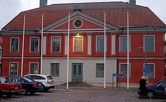 Askersund - Askersund Town hall