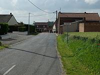 Rémy (Pas-de-Calais) - Entrée.JPG